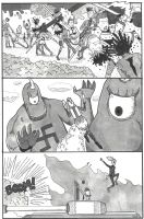 Monkey Squad One #12 page 2 by MonkeySquadOne