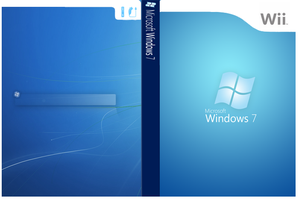 Win7 Wii Cover by InkNijihara