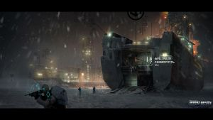 Ghost Recon Future Soldier Official Art #14 by DarkApp
