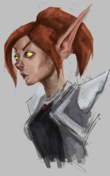 Lady Liadrin by Nuxxe
