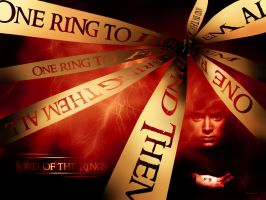 Lord of the Rings - Bind Them by Sanguine-Gallery