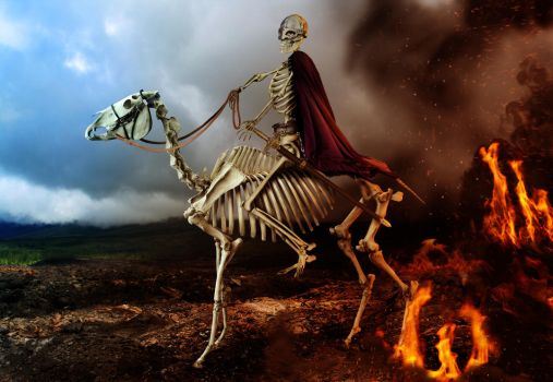 The Rider of the Death by misha167