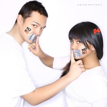 NOH8 Campaign by RechelleRose