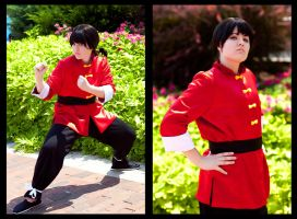 Ranma: Anything Goes by xRoxyryokox