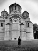 charge at church by DR13agoslav