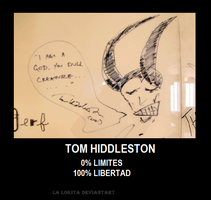 TOM HIDDLESTON by la-lokita