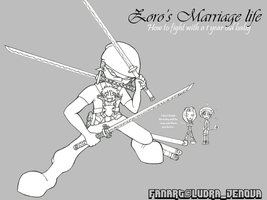 :Zoro's Marriage LifeVol:Yaoi by Ludra-Jenova