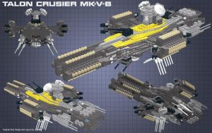 Talon Crusier MK-V-B by usstodd
