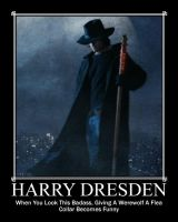 Harry Dresden by Gir-of-Spades