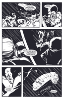 Black Hitler and the Geriatric Werewolves Page 13! by michaelharris