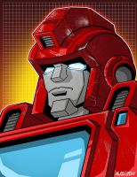 Ironhide by AJSabino