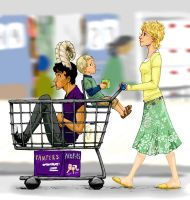 Shopping Cart by iesnoth