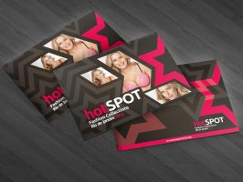 Hotspot fashion collection by Lemongraphic
