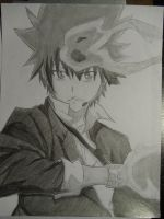 Tsuna by ramennnoodles1