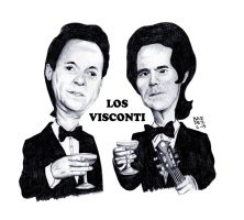 Visconti Caricature by sabardez