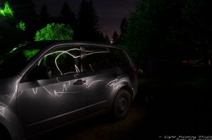 LP My 2010 Subaru Forester Trial by M-L-Griffith