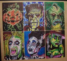 Monster Mash by frankenthing