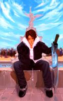 squall lionheart by A-rky