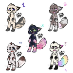 OPEN Anthro Adopts TEST by Catty-Adopts
