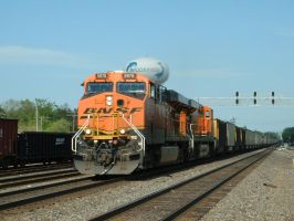 BNSF Brookfield, 5-9-10 by eyepilot13