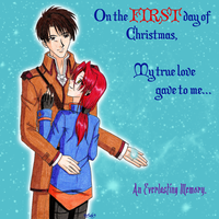 :.: 1 Day of Christmas 07 :.: by zoro4me3