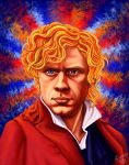 Les Miserables: Enjolras by Riemea