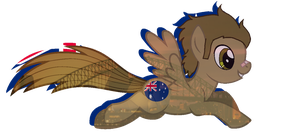Pony!Australia by StarShineTheAlicorn