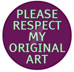 Please respect my original art badge F2U by Championx91