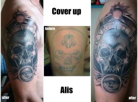 cover up by alice-alice-alice