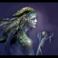 Mother Nature ::final:: by theblacklotus92