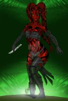 Darth Talon by martheus