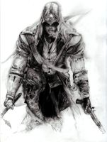Assassin's Creed 3 Connor Ratohnhaketon  -#7 by GabrielArtist