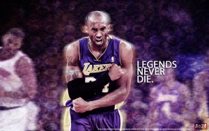 Kobe Bryant- Legends Never Die by pllay1
