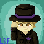 Top Hat Icon 180x180 by LapizSolarflare