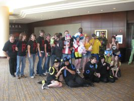 Pokemon Johto Group Afest 2011 by Hao-SamaFangirl