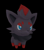Zorua + DL by Valforwing