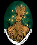 I am Groot by H-Rogers