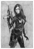Cobra Baroness by TimGrayson
