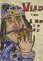 Vlad the Admirer by ProfessorGrinwood