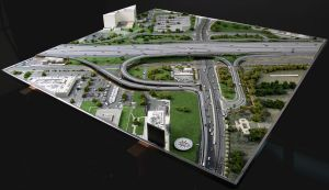 405 Offramp model by TimBakerFX