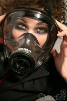Gasmask 10 by Membruto