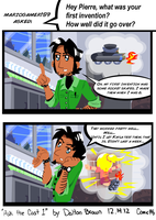 ST#006: Ask the Cast 1 by SmashToons