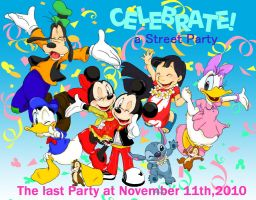 Celebrate a Street party by hat-M84
