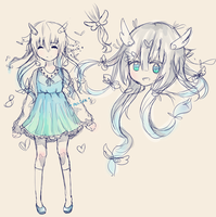 [CLOSED] Adoptable: Lottie by Tercium