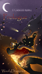 A Forbidden Alliance - Prolouge cover page by WoofyDragoncat68
