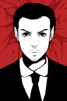 Moriarty (Andrew Scott) by Zapekanka