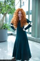 Brave: The red-haired lass by ShannonAlise