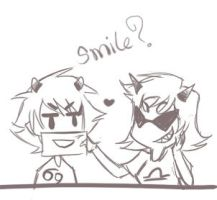 Smile? by NyanBar