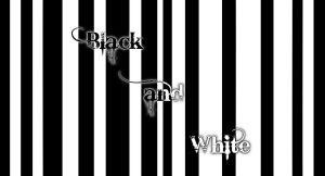 Black and White by sweetkristina07