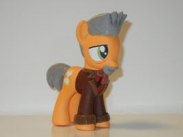 Doctor Whooves: The War Doctor by SilverBand7